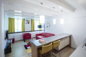 Appartement Piet Mondriaan